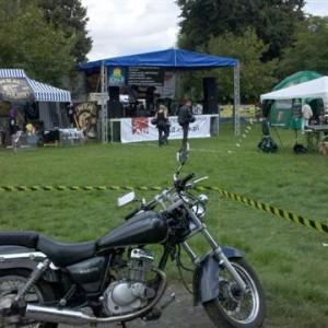 sponsor w V Charytatywnym Oławskim Zlocie Motocyklistów