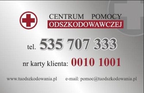 Centrum Pomocy Odszkodowawczej